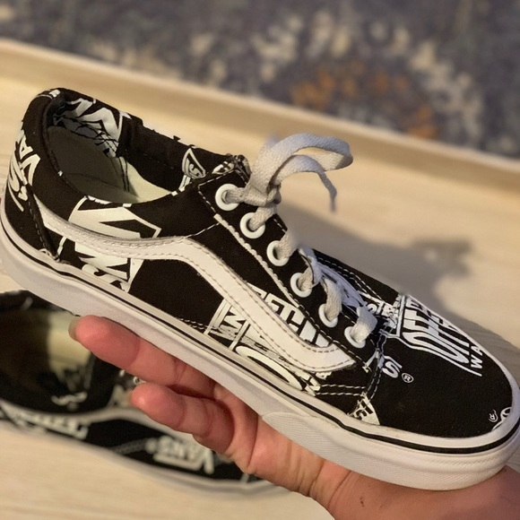 Vans Shoes | Vans Old Skool Logo Mix